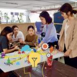 Keimyung Univerisity Korea visits UTCC for Designing Thinking Program